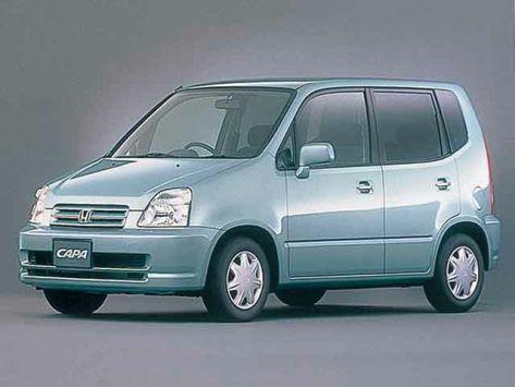 Honda Capa  11.2000 - 01.2002