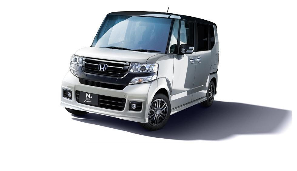Honda N-BOX+ рестайлинг 2015, 2016, 2017, 2018, хэтчбек 5 дв., 1 поколение технические ...