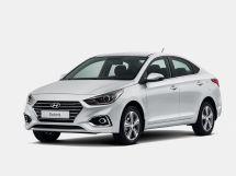 Hyundai Solaris 2 поколение, 02.2017 - н.в., Седан