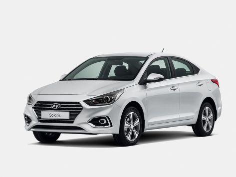 Hyundai Solaris  02.2017 - 08.2020
