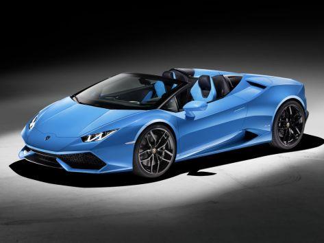 Lamborghini Huracan  01.2016 - 12.2019