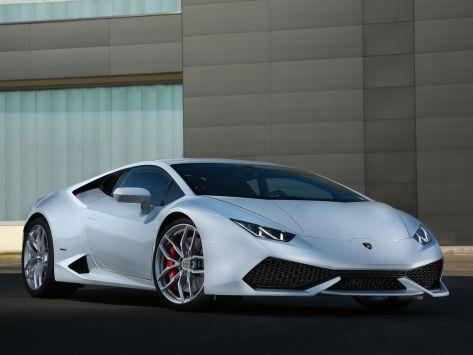 Lamborghini Huracan  04.2014 - 12.2019