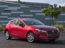 Mazda Mazda3 рестайлинг 2016, хэтчбек 5 дв., 3 поколение, BM