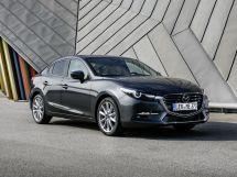 Mazda Mazda3 рестайлинг 2016, седан, 3 поколение, BM