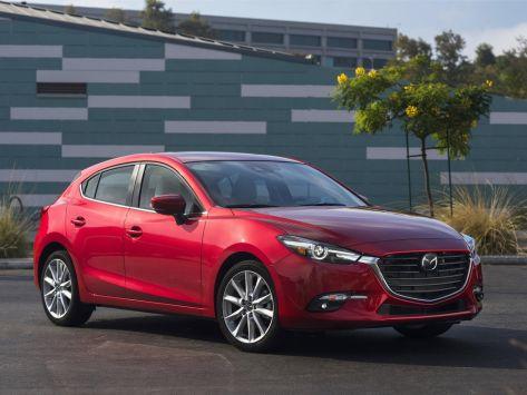 Mazda Mazda3 (BM) 08.2016 - 05.2019