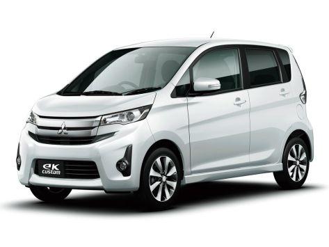 Mitsubishi ek Custom  06.2013 - 09.2015