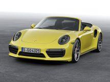 Porsche 911 рестайлинг 2016, открытый кузов, 7 поколение, 991