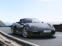 Porsche Boxster 4 поколение, 01.2016 - н.в., Открытый кузов