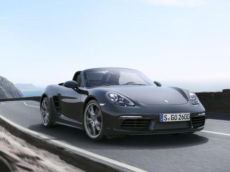 Porsche Boxster (982) 01.2016 -  н.в.