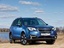 Subaru Forester рестайлинг, 4 поколение, 03.2016 - 01.2019, Джип/SUV 5 дв.