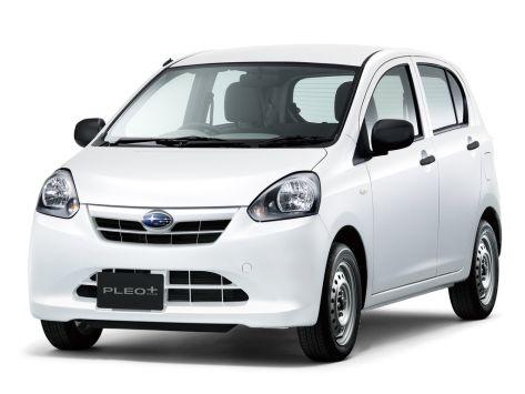 Subaru Pleo Plus  12.2012 - 07.2013