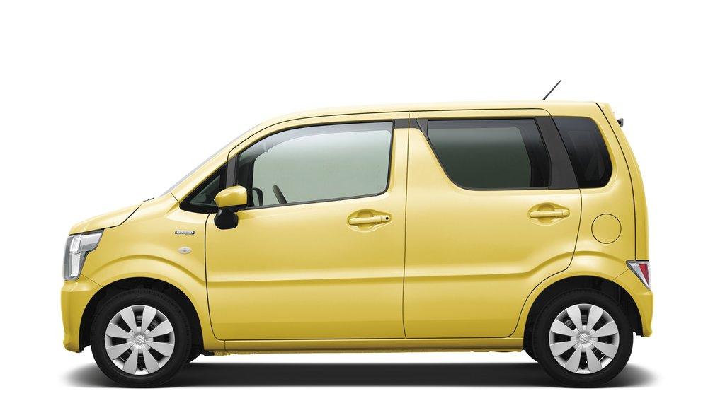 suzuki wagon r fx 2021 variantai)