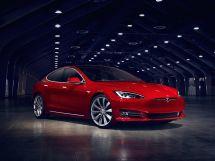 Tesla Model S рестайлинг 2016, лифтбек, 1 поколение