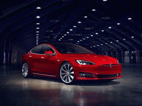 Tesla Model S  04.2016 -  н.в.