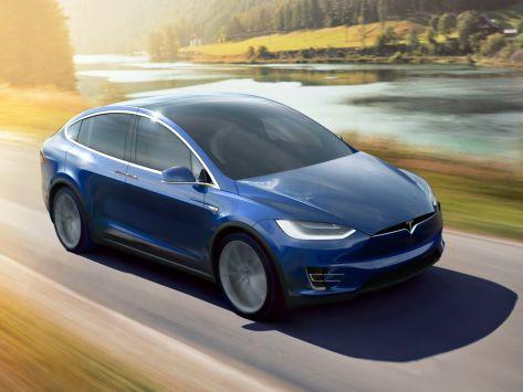 Tesla Model X  09.2015 -  н.в.