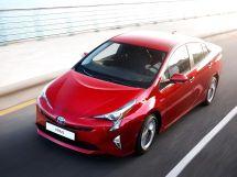 Toyota Prius 4 поколение, 09.2015 - 01.2019, Лифтбек