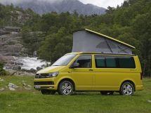Volkswagen California 6 поколение, 08.2015 - 12.2019, Минивэн