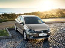 Volkswagen Polo рестайлинг, 5 поколение, 05.2015 - 07.2020, Седан