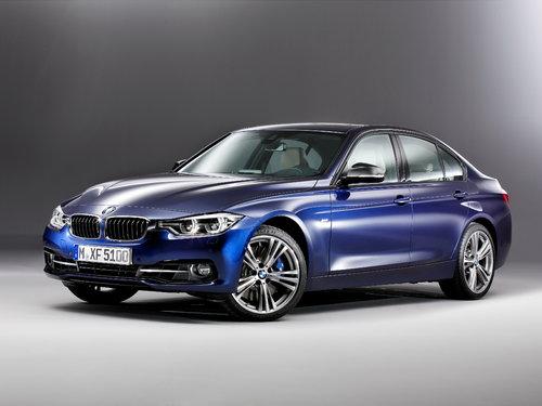 BMW 3-Series 2015 - 2019