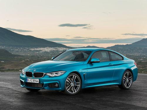 BMW 4-Series 2017