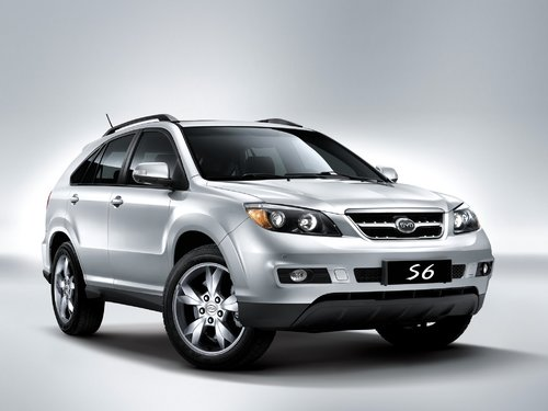 BYD S6 2014 - 2015