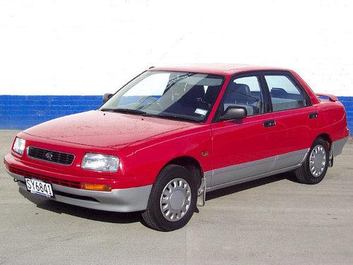 Daihatsu Applause 1992 - 1997