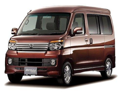 Daihatsu Atrai 2007 - 2017