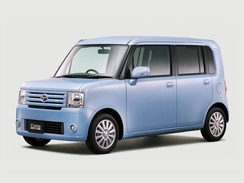 Daihatsu Move Conte 2008 - 2011