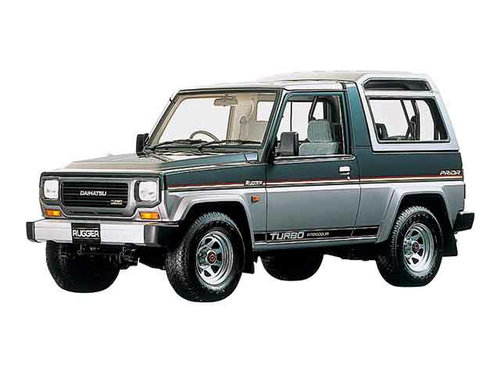 Daihatsu Rugger 1990 - 1995