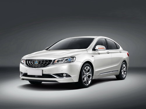 Geely Emgrand GT 2015 - 2019