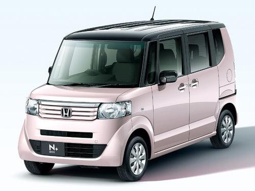 Honda N-BOX+ 2012 - 2015