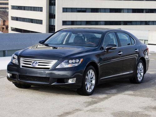 Lexus LS600h 2009 - 2012
