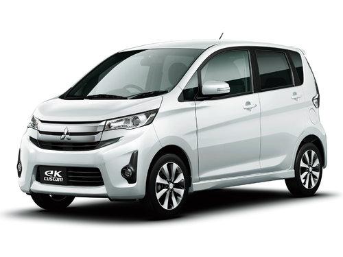 Mitsubishi ek Custom 2013 - 2015