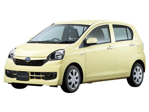 Subaru Pleo Plus 2013 - 2017