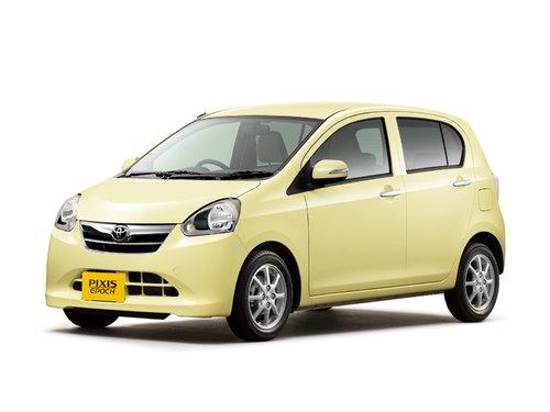 Toyota Pixis Epoch 2012 - 2013