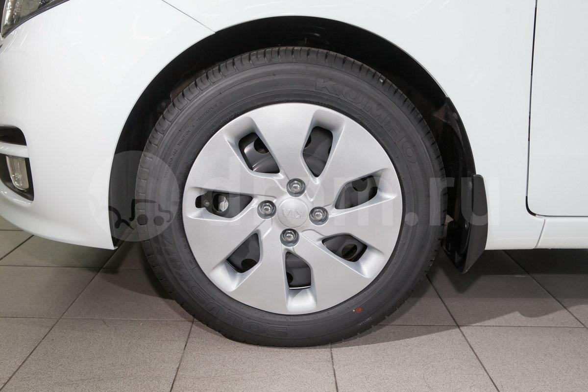 Алюминиевые колесные диски: нет