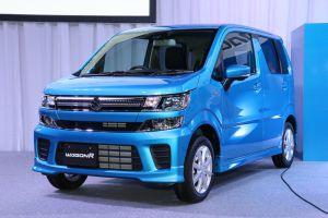 Suzuki представил новое поколение кей-кара Wagon R