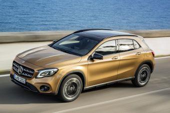 Базовый вариант оснащен 150-сильным 1,6-литровым мотором с турбонаддувом.