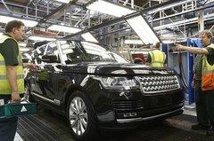 Новость о Land Rover