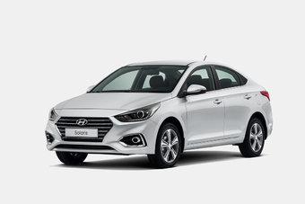 Продажи нового Hyundai Solaris стартуют во второй половине февраля.