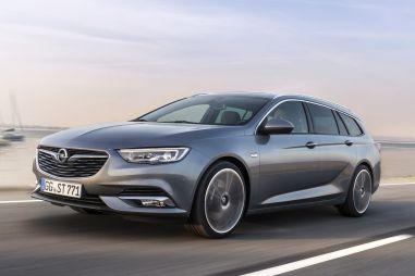Opel привезет универсал Insignia в Женеву
