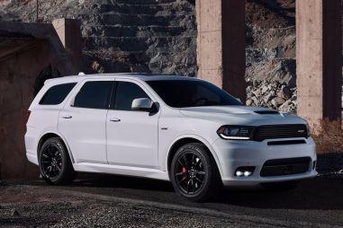 Dodge Durango SRT: 6,4 литра объема и меньше 5 секунд до «сотни»