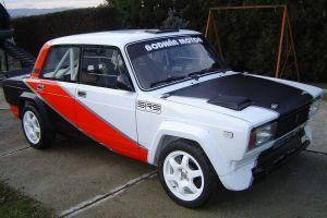 В США продают раллийную Lada VFTS за $40 тысяч