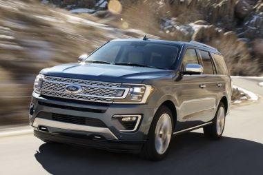 Новый Ford Expedition сохранил раму и стал легче