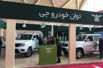 Помимо продаж, в Иране может быть организована сборка ульяновских внедорожников.