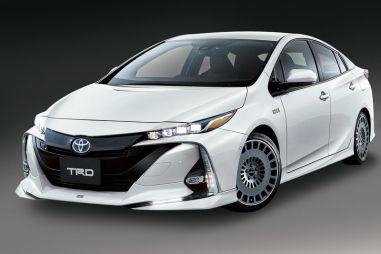 Toyota Prius PHV обзавелась тюнинговыми версиями