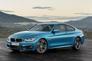 Обновленный BMW 4 Series будет стоить 2,36 млн рублей