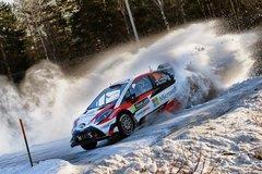 Команда Toyota GAZOO Racing выиграла ралли в Швеции