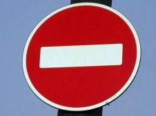 Ограничения будут действовать с 09.00 до 15.00.