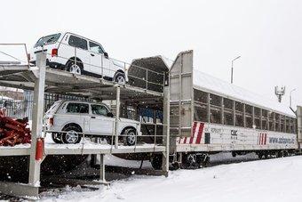 В Китай поставляются Lada 4x4 казахстанского производства